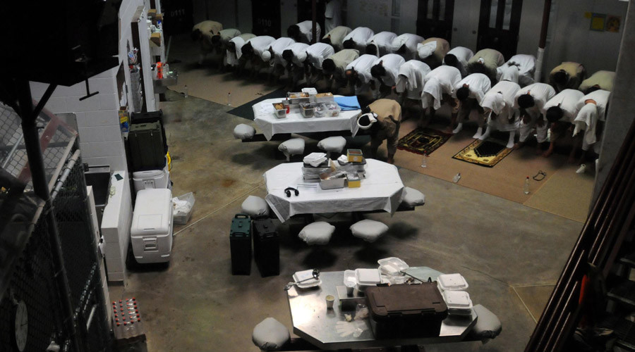 House votes to block transfer of Guantanamo detainees