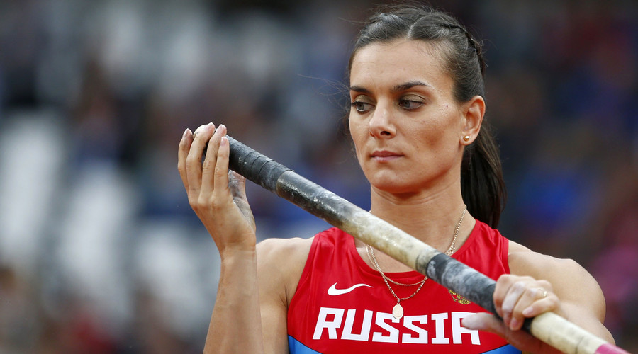 Isinbayeva: IAAF decision discrimination on national grounds, violates human rights