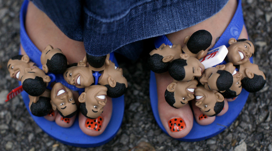 National Flip Flop Day: A celebration of bad shoes, worse politics