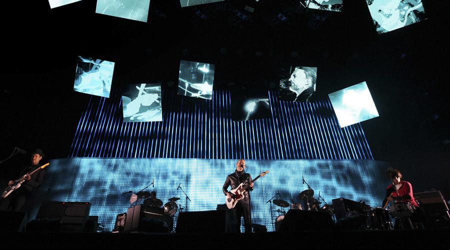 Radiohead © David McNew