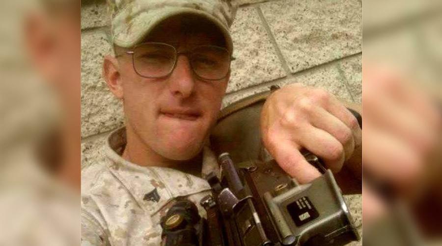 Marines behind inflammatory picture under investigation