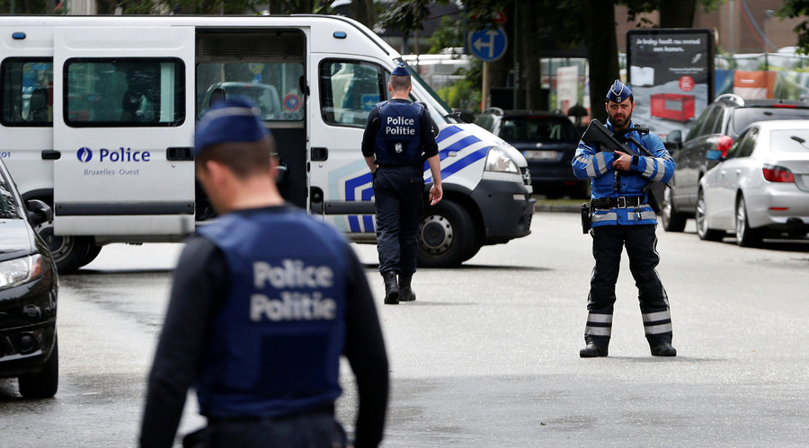 3 Belgians charged with attempting to commit terror acts after overnight raids