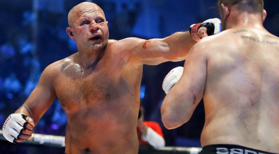 Fedor Emelianenko beats Maldonado in dramatic comeback fight