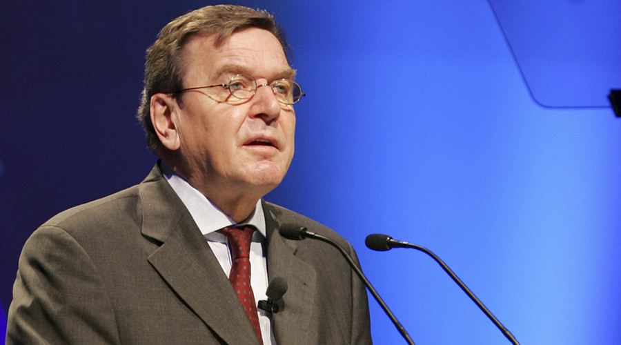 Russia won't be invading NATO countries, Germany shouldn't help start a new arms race – Schroeder