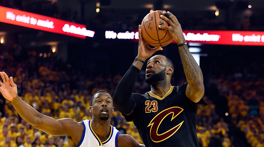 James powers Cleveland Cavaliers to 2016 NBA Championship