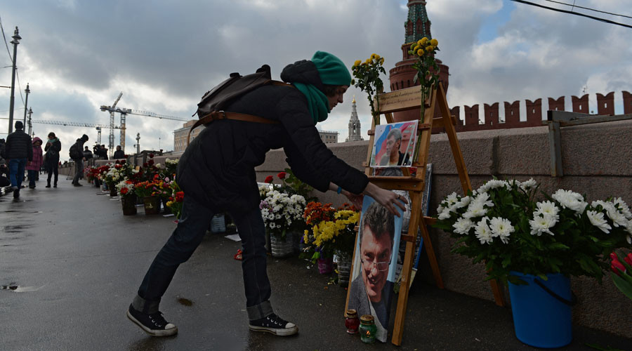 Suspects in murder of Russian politician Nemtsov motivated by greed, not religion – investigation