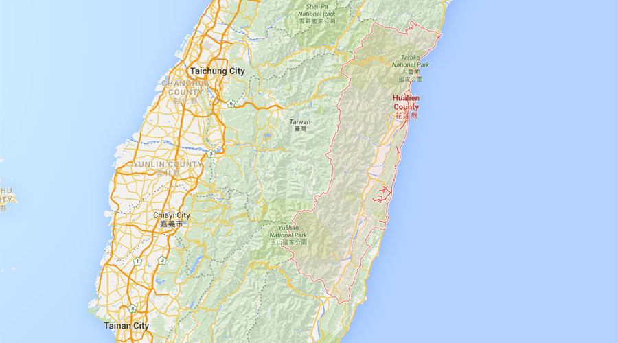 At least 2 injured as passenger train derails in Taiwan, carriage flips over