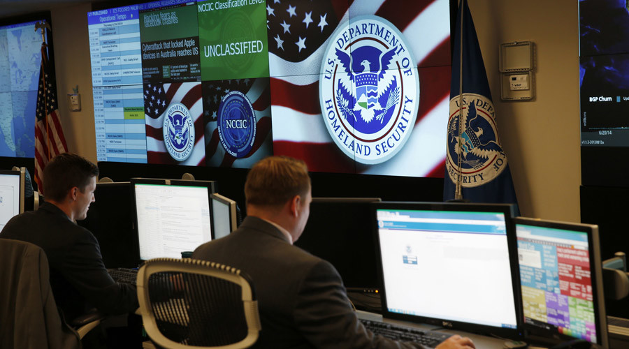 DHS analyst caught with weapons, may have planned violence against senior staff – court documents