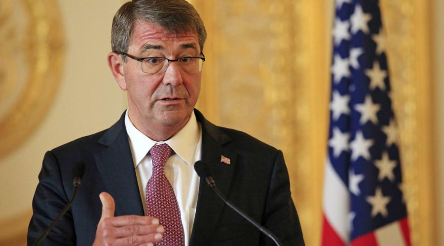 U.S. Defence Secretary Ashton Carter © Jonathan Brady