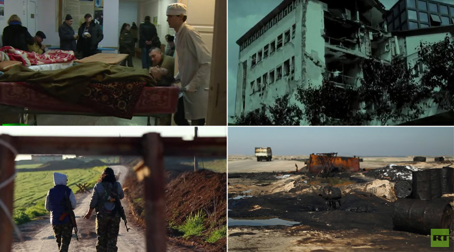 #RTD5: Top 5 RT war documentaries