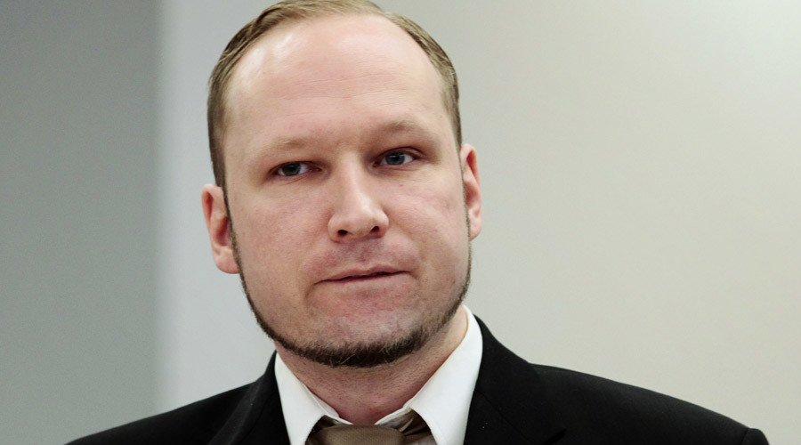 Norwegian mass killer Anders Behring Breivik © Hakon Mosvold Larsen