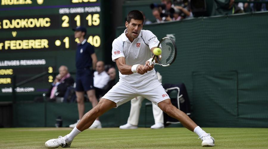 Wimbledon: Djokovic bids for 3rd consecutive crown amid tight security