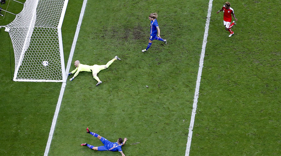Commentary for Iceland's Euro 2016 decider may just have broken sound barrier (VIDEO)