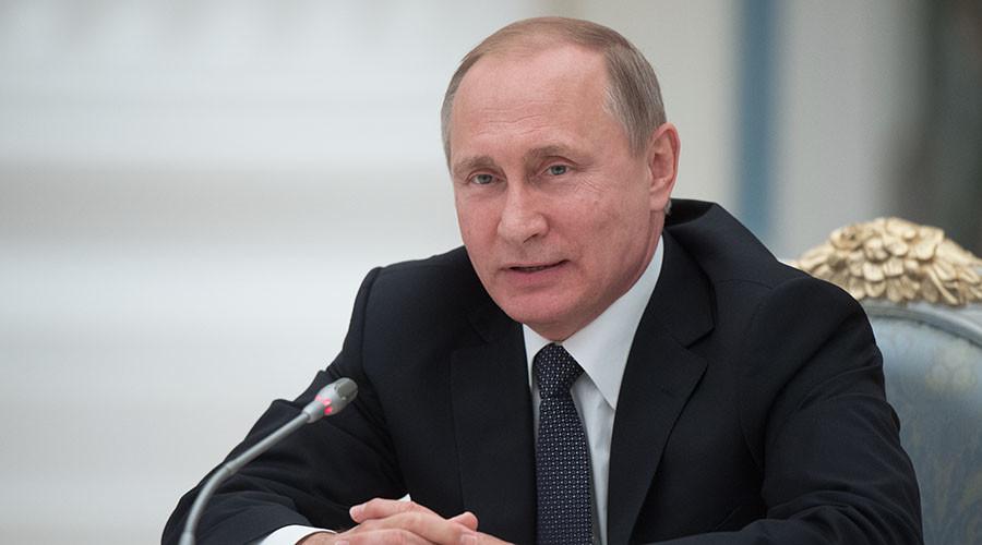 Russian President Vladimir Putin. © Sergey Guneev