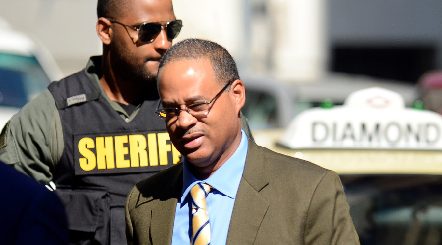 Baltimore police driver Goodson found not guilty in Freddie Gray case