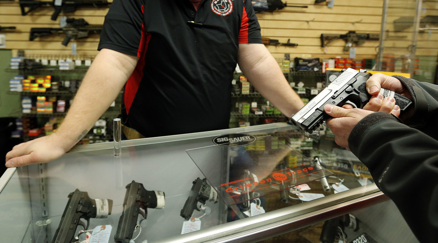 Senate blocks one of 2 proposals on gun sales to people on terror lists