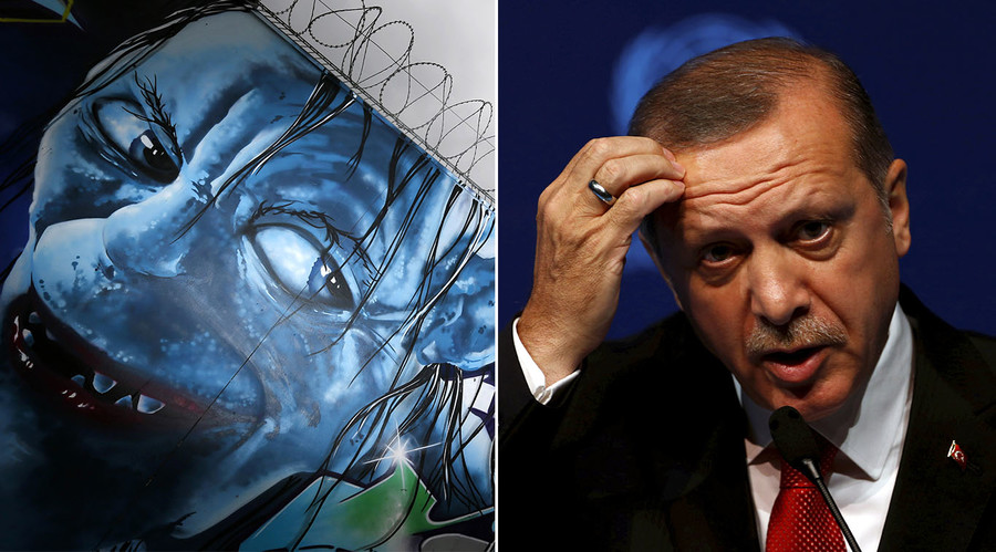 Turkish court convicts man for comparing precious President Erdogan to Gollum