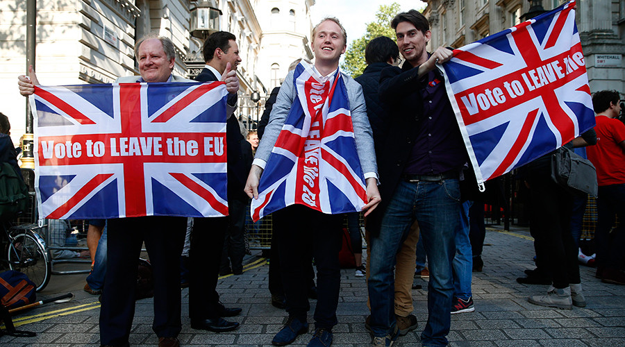 'British parliament must obey referendum and leave EU as quickly as possible'