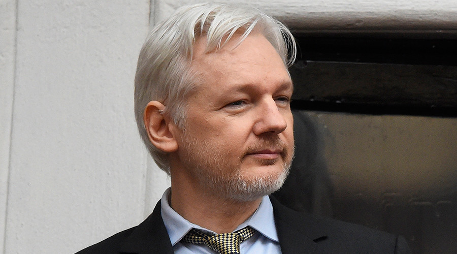 Wikileaks believes Brexit will lead to 'scrapping' of Assange warrant