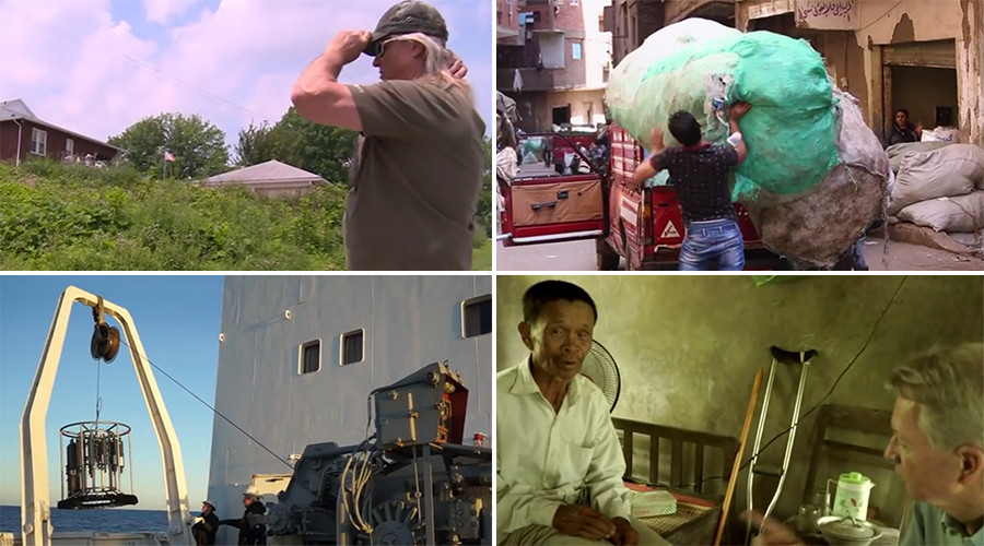 #RTD5: Worst man-made eco horrors in RT documentaries
