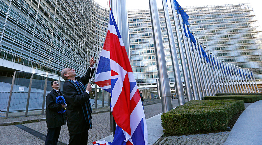'Now get out!' Start Clause 50 exit process NOW, EU chiefs urge UK