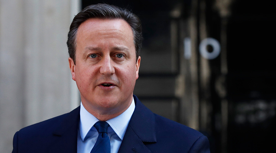 Pig farmer or 007? Twitter gives Cameron career advice as legacy crumbles