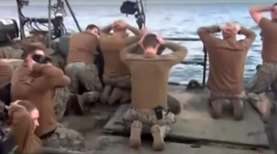 US sacks another Navy commander for embarrassing detainment in Iranian waters