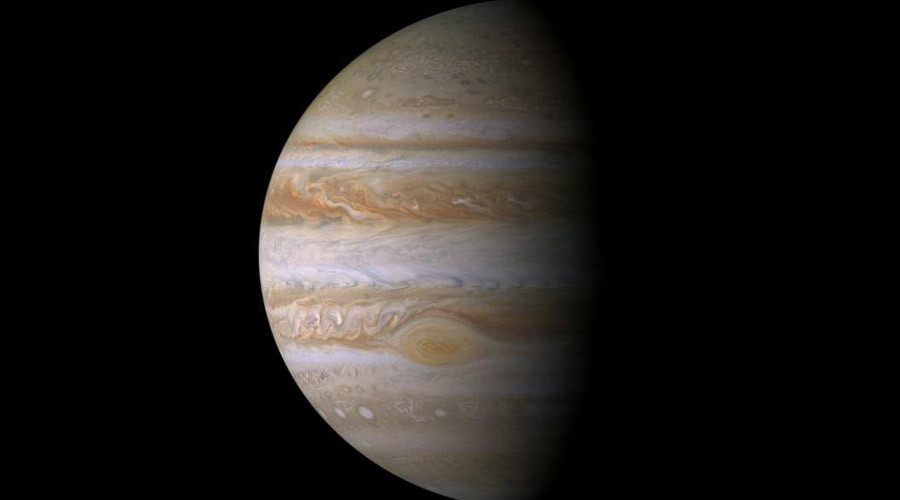 'Dark hydrogen': Scientists recreate 3rd form of element likely found on Jupiter