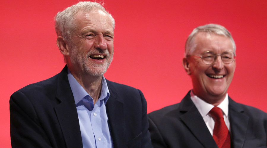 Labour Party in disarray after Corbyn's dismissal of Benn leads to mutiny