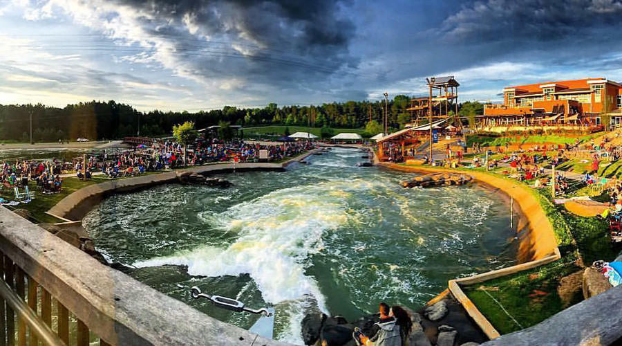 © U.S. National Whitewater Center