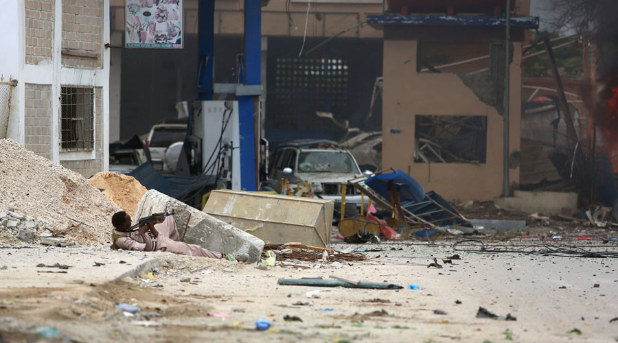 Somalia hotel massacre: 'Killing foreigners will grab headlines in New York Times'