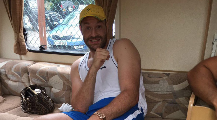 Tyson Fury postpones rematch against Wladimir Klitschko (PHOTOS, VIDEO)