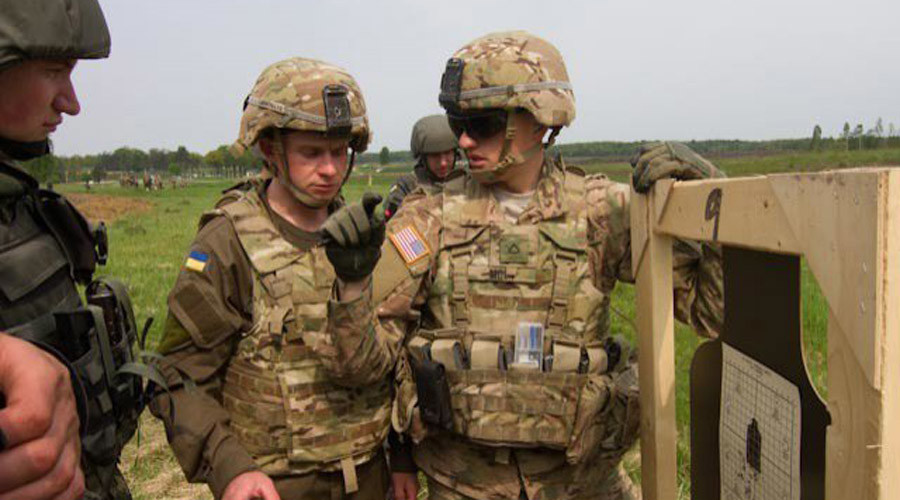 Rapid Trident: Largest US Army-led multinational exercise kicks off in Ukraine