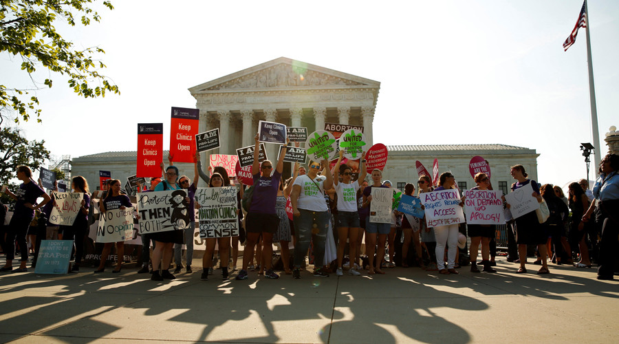 Supreme Court makes major rulings on abortion, gun rights, corruption