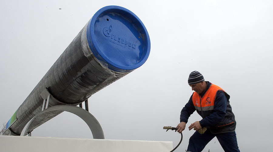 Gazprom ready to restart Turkish Stream dialogue after Erdogan apology