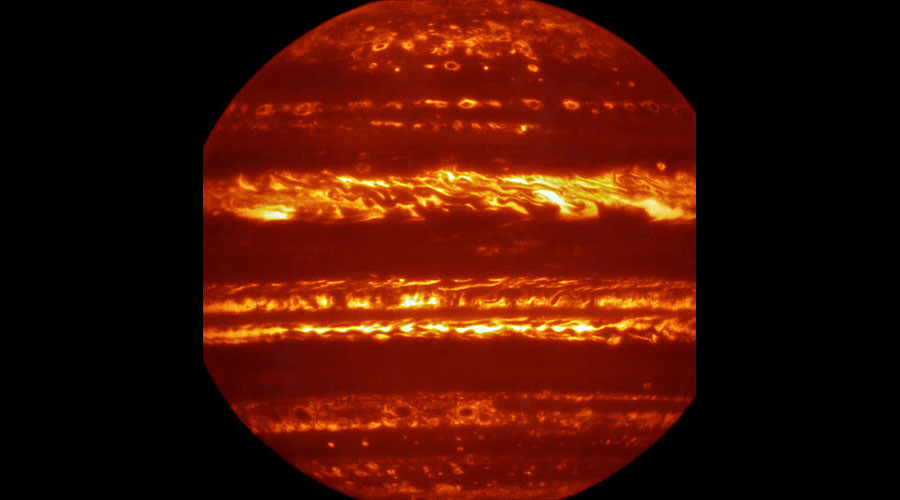 Jupiter climate creates amazing fireball images