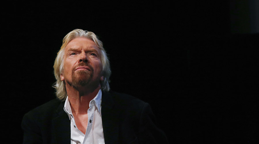 Sir Richard Branson © Shannon Stapleton