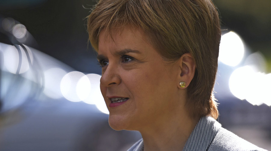 Nicola Sturgeon calls on Scotland to unite against Brexit ahead of EU talks