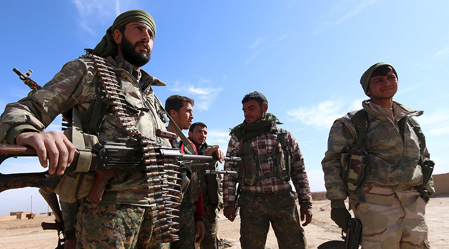 In Syria, Pentagon keeps allies on short leash