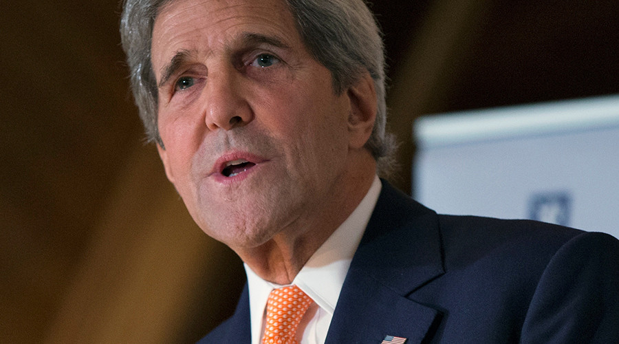 John Kerry unexpectedly admits Iran is 'helpful' to US in fighting ISIS in Iraq