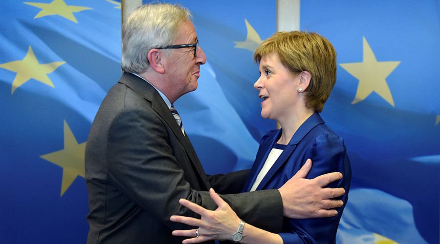 Scotland's Sturgeon hits dead end in talks on EU status