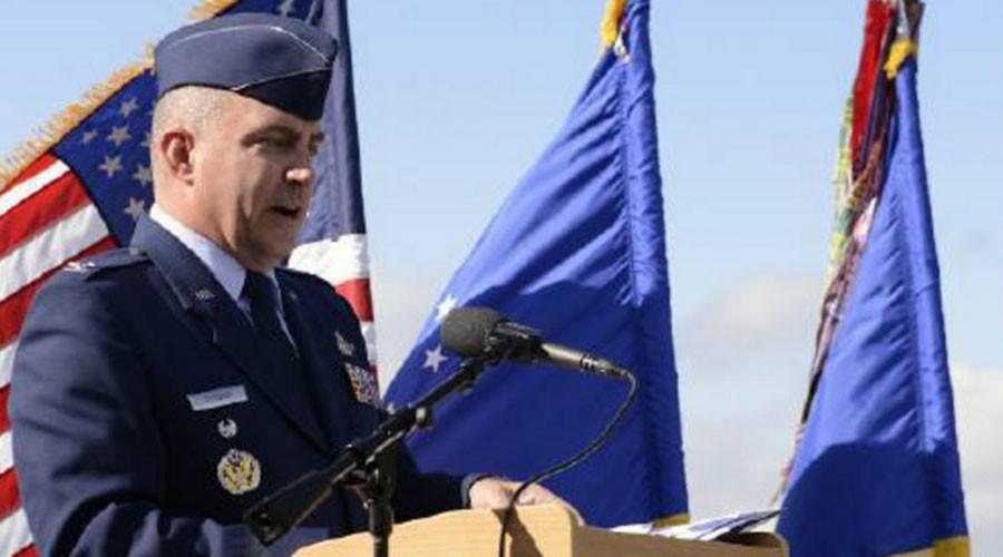 Col. Eugene Caughey. ©af.mil