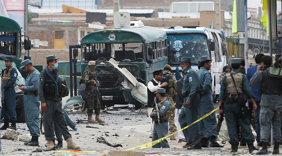 'Kabul blast – Taliban attempt to spark fear & confusion among security personnel'