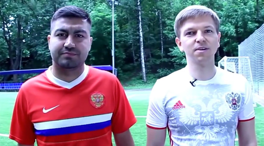 'We can play for free': Russian football fans challenge national team after Euro 2016 failure