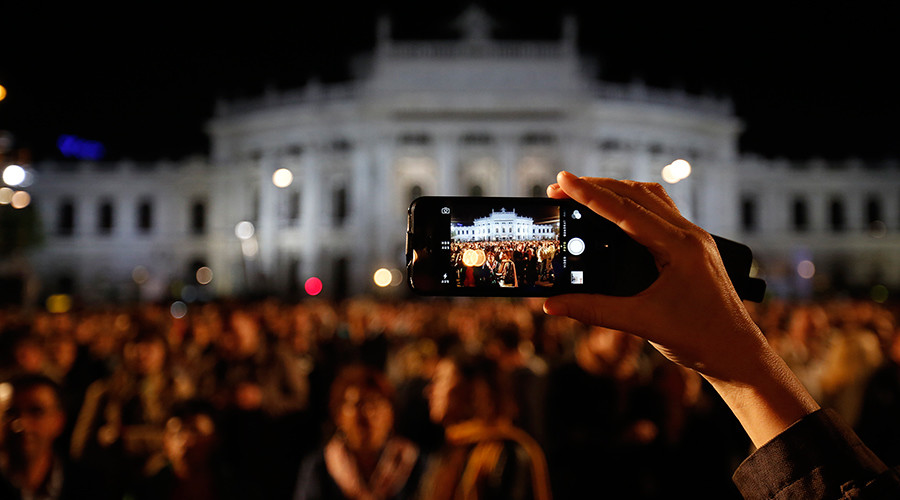 Camera police? Apple might soon make it possible to block recording video at concerts