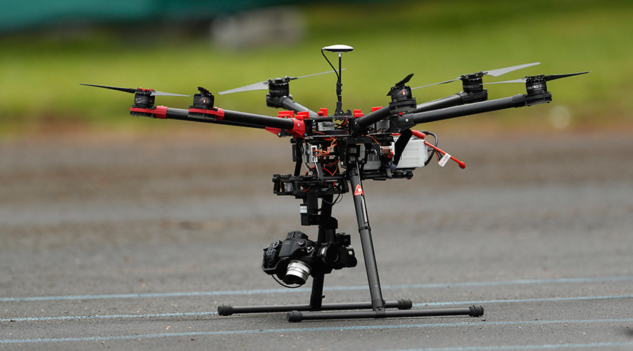Drone piloting becomes A-level subject in UK schools