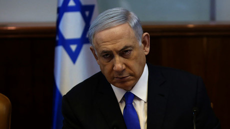 Israeli Prime Minister Benjamin Netanyahu. © Gali Tibbon