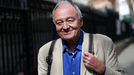 Former London mayor Ken Livingstone © Neil Hall