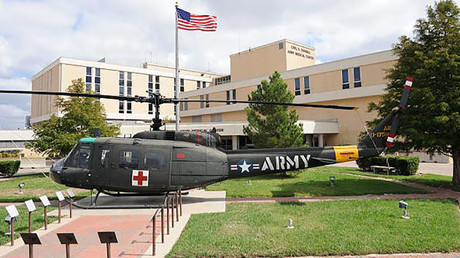 Carl R. Darnall Army Medical Center at Fort Hood, Texas © Wikipedia