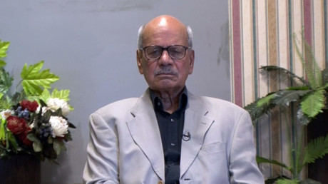 Lieutenant-General Asad Durrani  - the former Chief of Pakistan's Inter-Services Intelligence, the ISI